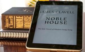 Noble House: 3.5 lbs vs 1.4 lbs