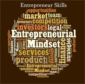 You are an entrepreneur