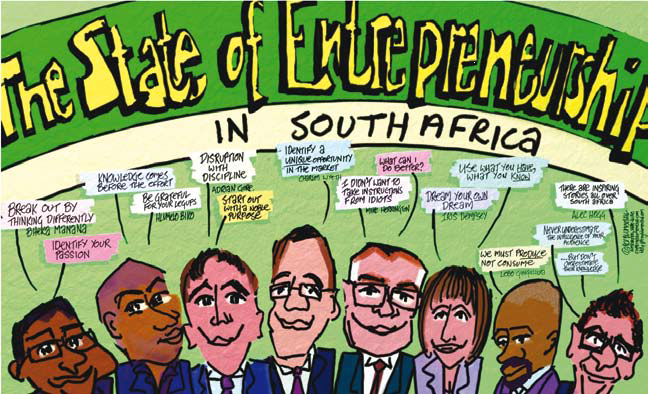 state of entrepreneurship in south africa This paper discusses entrepreneurship education in south africa  the current  state of the south african economy is a cause of concern for.