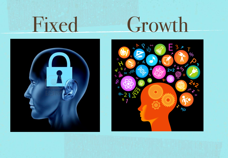 Fixed mindset vs Growth mindset – rochemamabolo
