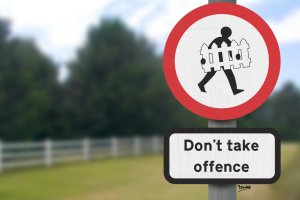 print__don__t_take_offence_by_game_over_custom-d489vfs