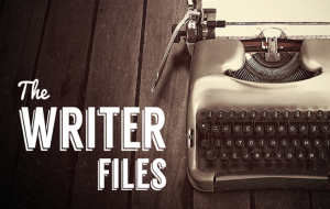 Writer Files Cover