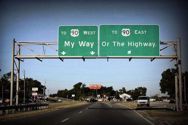 idioms__it_s_my_way_or_the_highway_by_angrydogdesigns-d619qxg