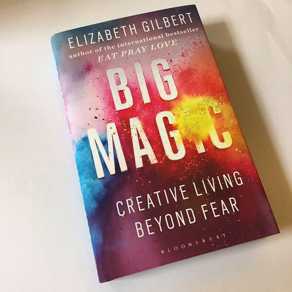 Look-what-landed-Gorgeous-finished-copies-of-BigMagic-by-Elizabeth-Gilbert.-Not-long-to-wait-until-t