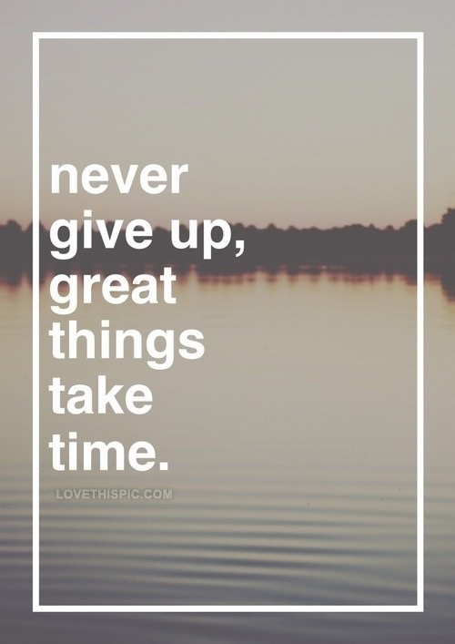 28052-Never-Give-Up-Great-Things-Take-Time