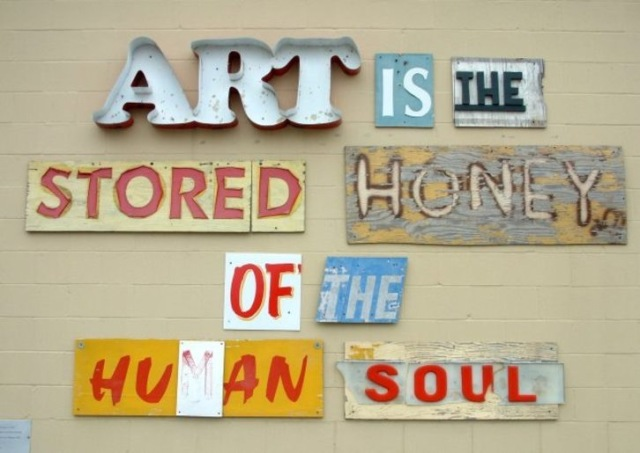 art_is_the_stored_honey_of_the_human_soul