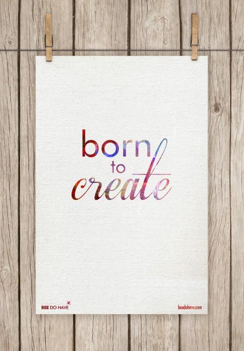 born-to-create-wall1