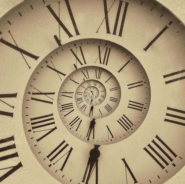 d6cee3a6dfb0a954a1b64d431e8ec9fa--spiral-art-spiral-clock