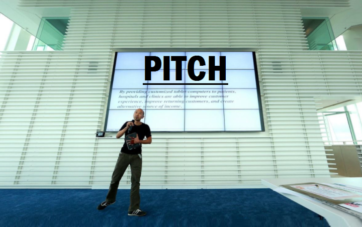 Startup-Pitch
